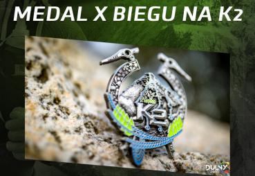 Medal X Biegu naK2