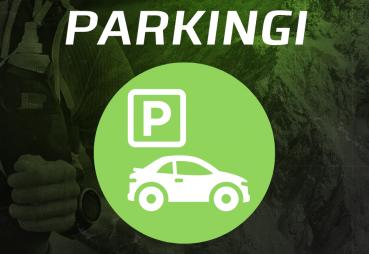 Lista zalecanych parkingów
